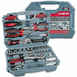 Hi-Spec 67 Piece SAE Auto Mechanics Tool Set - Professional
