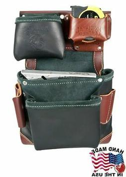 Occidental Leather B5611 Green Building Fastener Bag, Black
