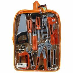 Junior Tool Backpack Set Many Other Pieces 91104