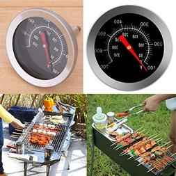 Bbq Accessories Grill - Stainless Steel Barbecue Thermometer