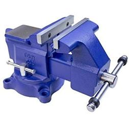 """Bench Clamps Yost Vises 465 6.5"""" Combination Pipe and Bench"""