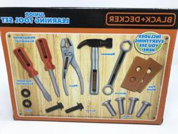 Black and Decker Junior Training Tools And Accessories Set 1