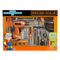 BLACK+DECKER Jr. 24 Piece Tool Set