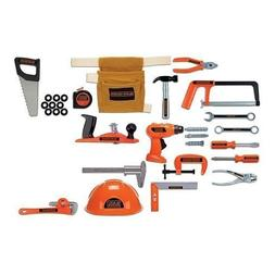 Black and Decker Junior 50 pc Ultimate Tool Set by BLACK+DEC