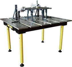 buildpro modular welding table model number tma54738