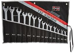K-T Industries 4-1714 14 Pc Combination Wrench Set
