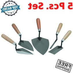 Concrete Cement Hand Mason Tools Masonry Margin Trowel Finis