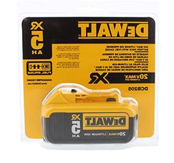 DEWALT DCB205 20V MAX XR 5.0Ah Lithium Ion Battery-Pack