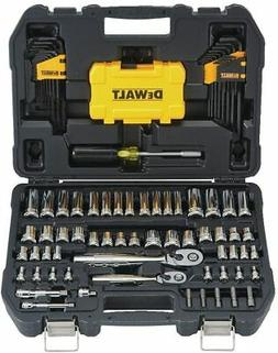 DEWALT Mechanics Tools Kit and Socket Set, 108-Piece