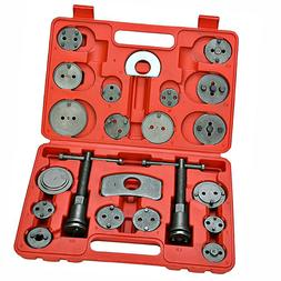 Zeny 21pc Professional Disc Brake Caliper Wind Back Tool Kit