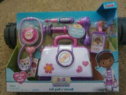 Doc McStuffins Hospital Doctor's Bag Set Just Play 8 pieces