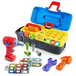 VTech Drill and Learn Toolbox DISTRESSED PKG #T12