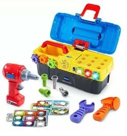 VTech Drill and Learn Toolbox Hot Sale Fast Shipment