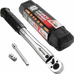 EPAuto 1/4-Inch Drive Click Torque Wrench 20 ~ 200 in./lb. 2