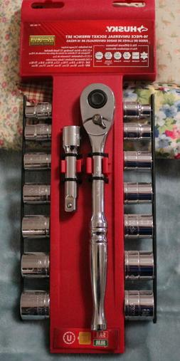 Drive Universal Socket Wrench Set