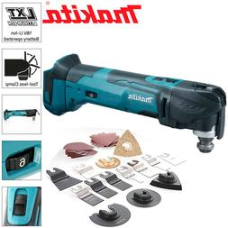 Makita DTM51Z 18v LXT Cordless Multi Tool Body With Wellcut