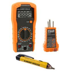 Electrical Test Kit Electrician Tools Multimeter Tool Home H