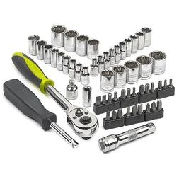 Craftsman Evolv 55 Pc. Mechanics Tool Set