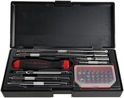 GearWrench 8939 39 Piece Ratcheting Screwdriver Set
