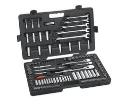 GearWrench 83001 118 Piece 1/4-Inch, 3/8-Inch, 1/2-Inch SAE/