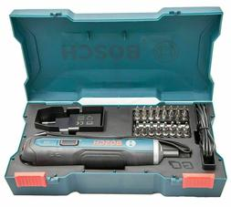 Bosch Go 3.6V Smart Cordless Screwdriver Set 33Bit USB Charg