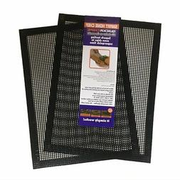 Grill Mat BBQ Tool - Mesh BBQ Fish and Vegetable Mat Non Sti