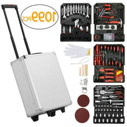 1099 Rolling Tool Box Mechanic Craftsman Tool Set Kit Organi