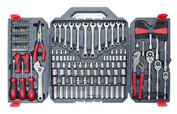 Hand Tool Set - Crescent CTK170CMP2 Mechanics Tool Set, 170-