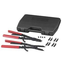 Heavy-Duty Snap Ring Pliers Set