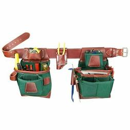 Occidental Leather 8585XL Heritage FatLip 25 Pocket Tool Bag