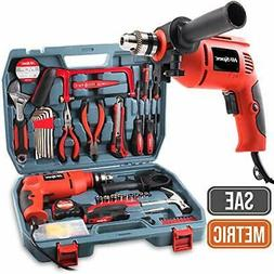 hi spec 300w ac corded power drill