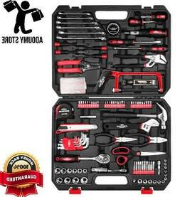 High Quality 198-Piece Household Tool Set General Home/Auto