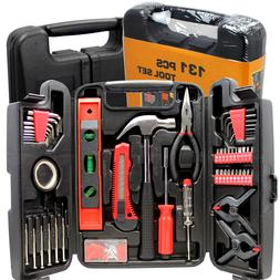Home/Garage/Mechanic 131-Piece Tool Set in Carrying Case BRA