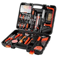100-Piece Home Tool Kits Multi-functional & Universal 100 IN