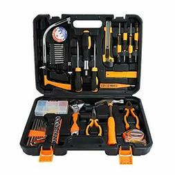 SOLUDE Home Repair Tools Sets,95 Pieces Handsaw General Hous