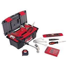 53 PIECE HOUSEHOLD TOOL KIT WITH TOOL BOX - DT9773