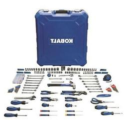 Household Tool Set With Hard Case Kobalt 200-Piece