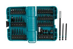 Makita  ImpactX  Driver Bit Set  S2 Tool Steel  50 pc.