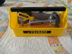 Stanley Jr. Tool Box Kids Toy Set of 14 Tools Carpenter Ches