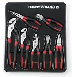 KD Tools 82108 7-Piece GearWrench Mixed Pliers Set