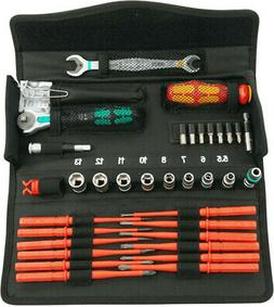 Wera 024410 Kraftform Plus Torx Screwdriver Set Rack