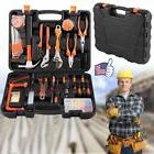 100 pc Household Home Storage Tools Hand Repair Tool Set Kit