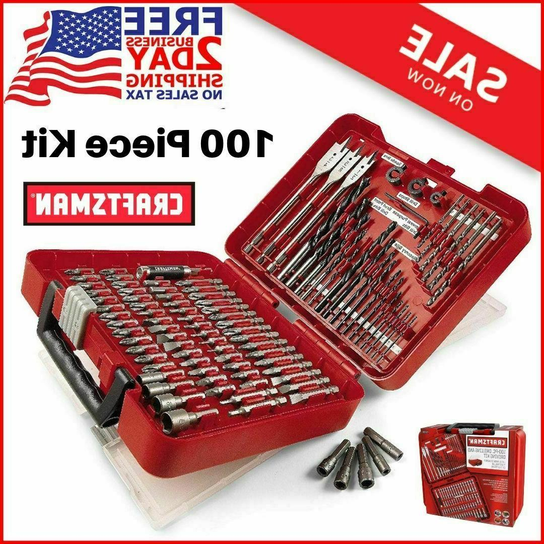 100 pcs accessory kit mechanic tool set