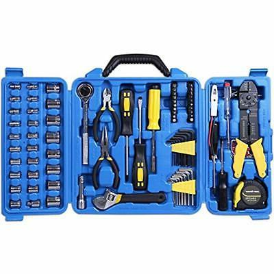 122pcs auto tool accessory set drive socket