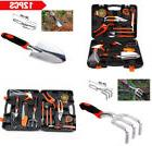 12Pcs Garden Hand Tools Set Ergonomic Mechanics Shear Saw Kn