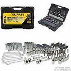 Stanley 181 Pcs Mechanics Tool Set Car Boat Ratchets Sockets