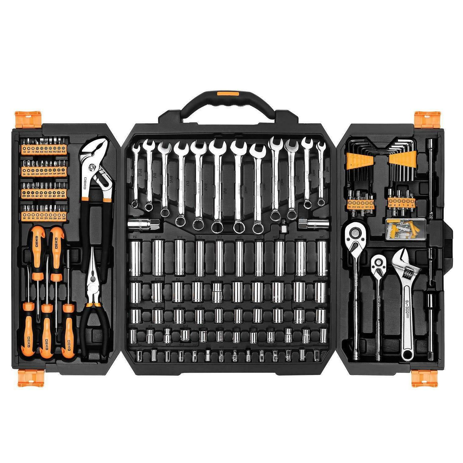 192 Tool Set Auto Repair Hand Kit
