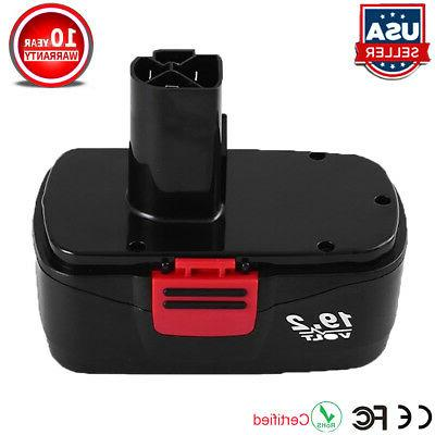 19.2V Ni-cd Battery for Craftsman C3 11375 11374 130279005 C