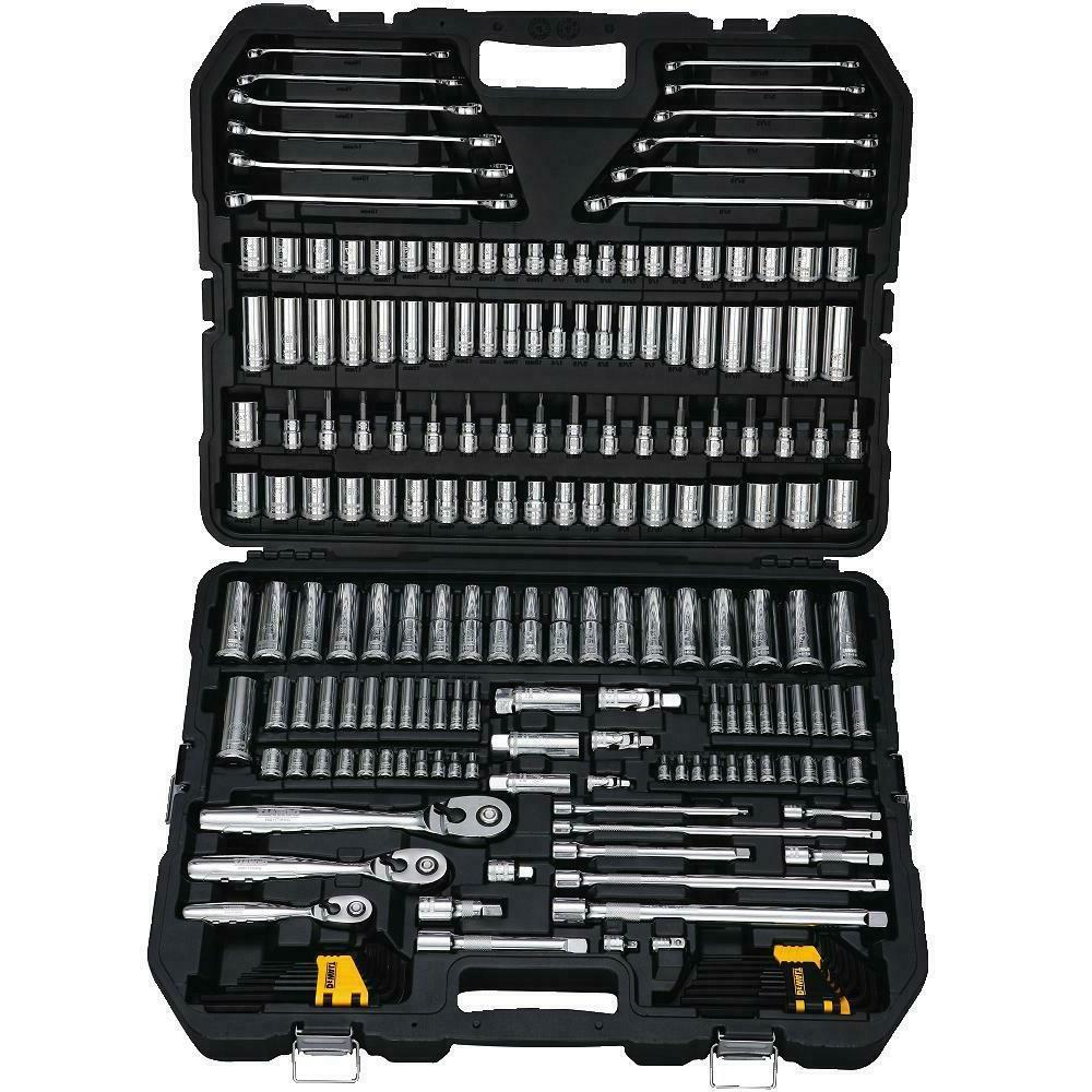 DEWALT Piece Mechanics Tool Case PC Best