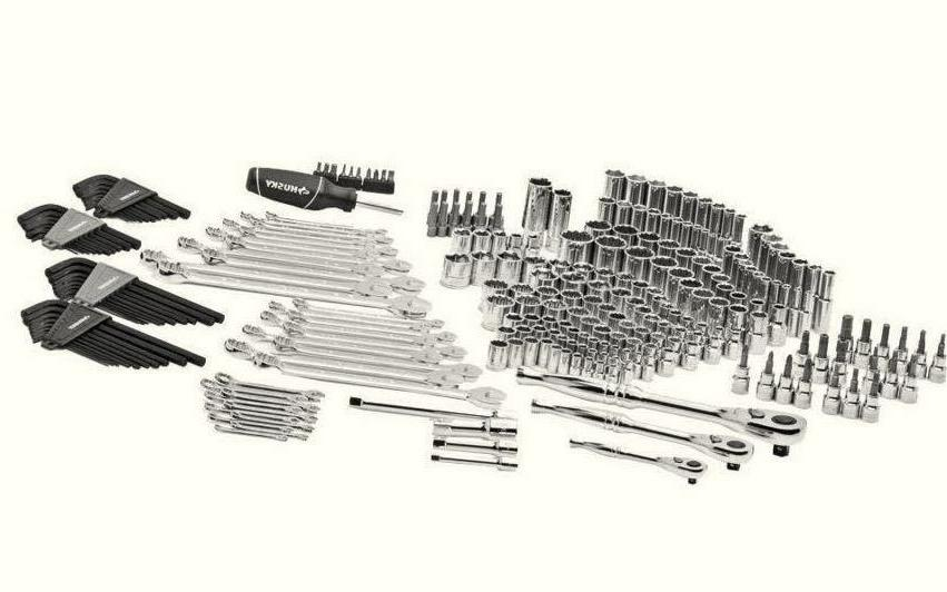 268 Hand Tool Kit Steel Easy Use